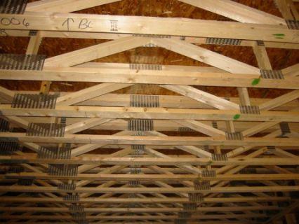 structure de plancher