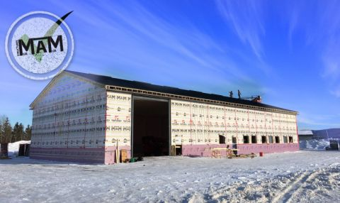 bâtiment de ferme