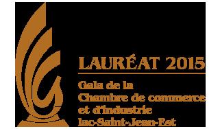 Lauréat 2015